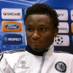 Mikel's Olympic Performance Cheered By Chelsea