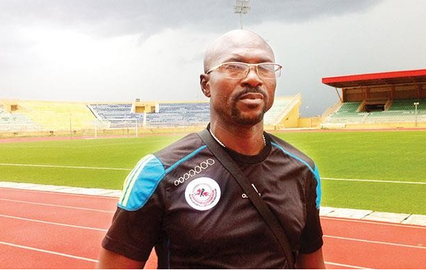 Enugu Rangers coach, Imama Amapakabo
