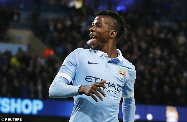 Iheanacho Sets Another Record For Manchester City