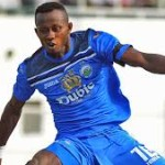 Enyimba hitman, Udoh vows to crush Zamalek