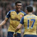Alex Iwobi Assists Two Goals As Arsenal Were Held At Upton Park