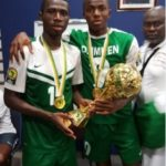 Victor Osimhen Will Spearhead Flying Eagles Attack Against Burundi