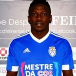 Etebo's Double Strike Leads Feirense Club To Victory