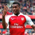 Iwobi and Sanchez Both Claiming Arsenal's Second Goal