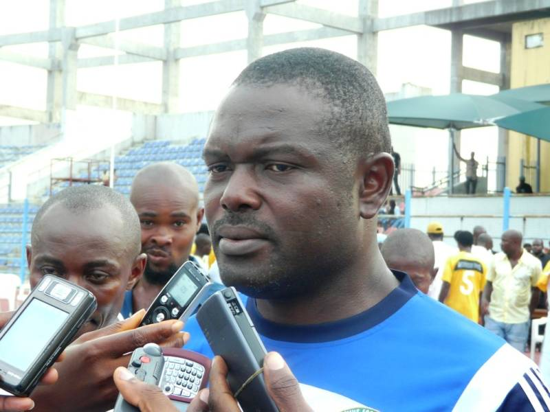 Siasia Must Select The Right Players - Eguma