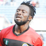 NPFL Top Scorer Okpotu dedicates 10th NPFL goal to Keshi