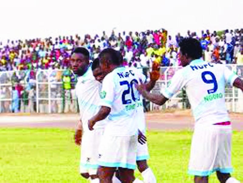 Tension as Nasarawa players demand plots of land
