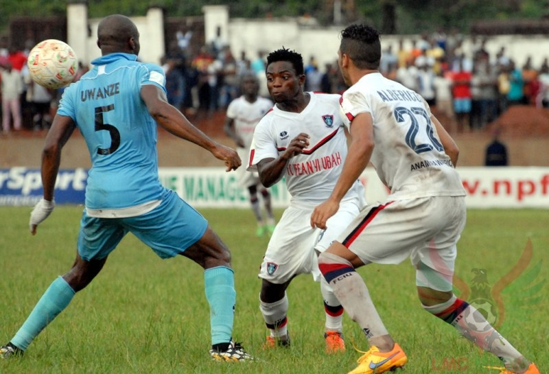NPFL Wrap: Wikki Stay Top Rangers Shock Heartland, Enyimba Lose Again