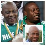 Legendary Odegbami Pay Tribute To Keshi And Amodu