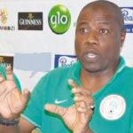 Nigeria Need Self-Believe To Qualify For Russia 2018 W/C