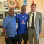 OFFICIAL:Nigeria International Kalu joins Turkish second tier Gaziantep BB