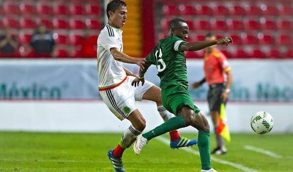 Siasia And His Dream Team Fail Again As Mexico Defeat Nigeria