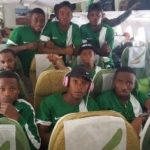 Eight Former U-17 Players To Start For Flying Eagles Against Sudan