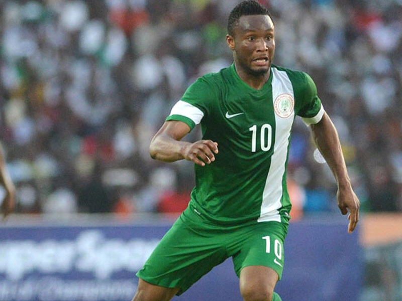 Obi Mikel Elated To Lead Olympic Team As Captain