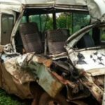 Nasarawa United supporters Involved In An Horrific Car Crash