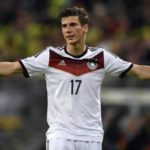 Rio 2016: Germany Captain Leon Goretzka Out Of Wednesday's Clash With Dream Team