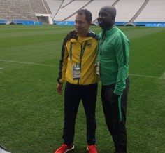 Siasia Urges Dream Team To Avenge Defeat Against Denmark