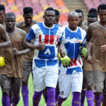 NPFL All-Stars Strats Training Without Enyimba Stars