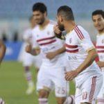 Zamalek Name Squad Against Enyimba