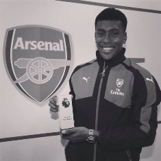 New Contract Offer For Nigeria Wonderkid Iwobi