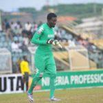 Rangers' Ghanaian Goalie, Bonsu Living His Dream In Nigeria