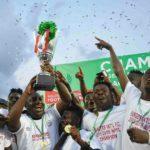Enugu To Host NPFL Winners, Dec. 19