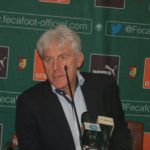Cameroon coach Broos happy to avoid 'flawless' Super Eagles this year