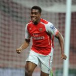 Alex Iwobi Selected For Player Of The Month Award