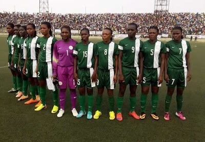 Falconets Depart For FIFA U-20 World Cup Sunday