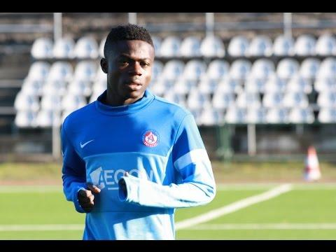 Highly-rated Nigerian youngster Being Chase By Sunderland