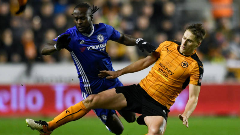 Graeme Souness: Arsenal Need A Player Like Victor Moses To Be Title Challengers