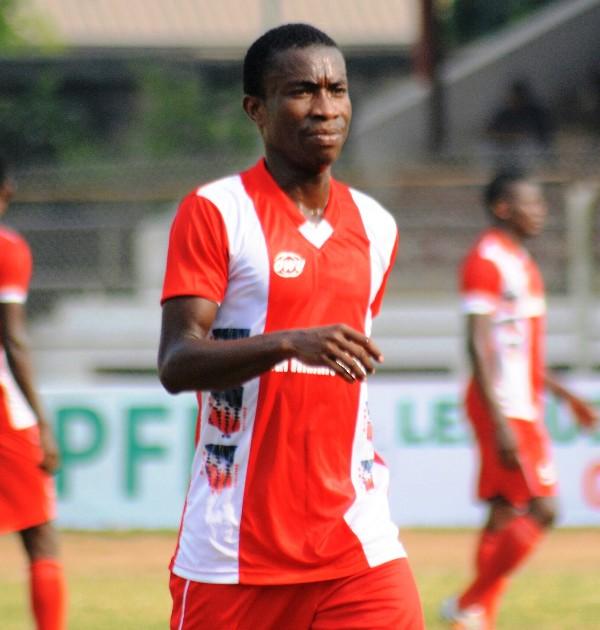 NPFL: Okemmiri attributes fine form at Abia Warriors to brothers' influence
