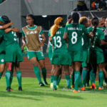 Falcons remain Africa's number one ,move up to 34