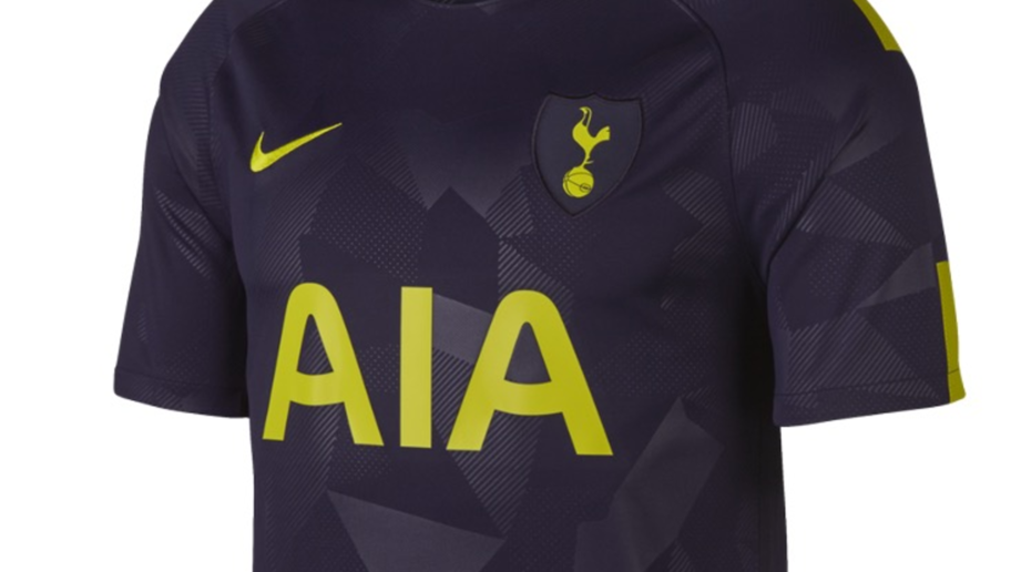 Tottenham s third kit for the 2017-18 season has been leaked online. Spurs  recently unveiled home and away shirts and their alternative kit has now  also ... be51dc068