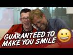 Guaranteed to make you smile | Jürgen Klopp's Make-A-Wish interview with Loyd