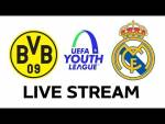 Dortmund vs. Real Madrid: UEFA Youth League LIVE!