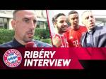 """We want to win!"" - Franck Ribéry optimistic before PSG clash"