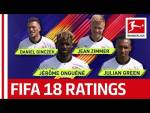 EA SPORTS FIFA 18 - VFB Stuttgart Players Rate Each Other