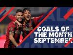 Check out the top 10 MLS goals in September 2017