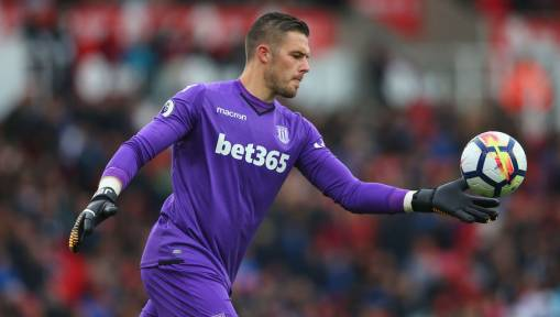 Gareth Southgate Confirms Jack Butland Will Start for England Against Lithuania