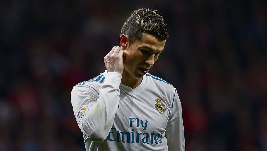 Stats Back Up Cristiano Ronaldo's Difficult Start to the Season for Real Madrid