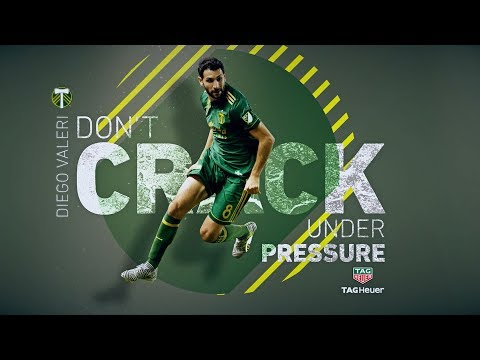 The Masterful Maestro Diego Valeri | Don't Crack Under Pressure pres. by TAG Heuer