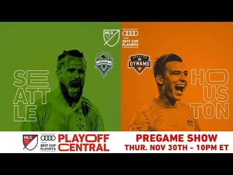 Playoff Central: SEA vs HOU Conference Championships - Leg 2 Pregame | LIVE