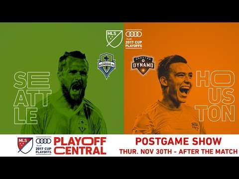 Playoff Central: SEA vs HOU Conference Championships Leg 2 Postgame | LIVE