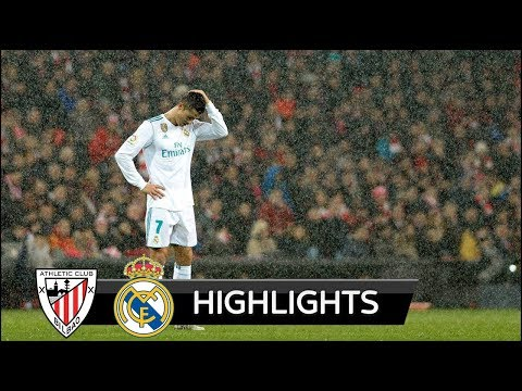 Athletic Bilbao vs Real Madrid 0-0 - Extended Match Highlights - La Liga 02/12/2017 HD