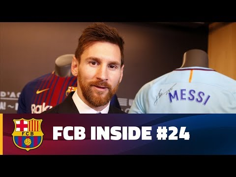 The week at FC Barcelona #24