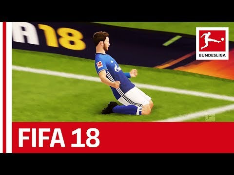 Schalke vs. 1. FC Köln - FIFA 18 Prediction with EA Sports