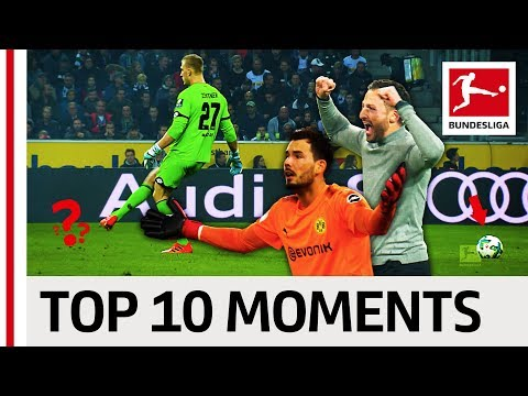 Top 10 Moments November - The Revierderby, 500 wins for Heynckes & More