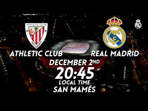 PREVIEW | Athletic vs Real Madrid