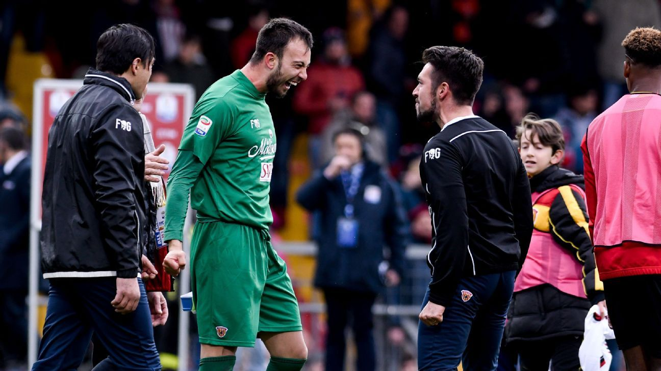 Gattuso on Benevento keeper goal: It would have been better to be stabbed